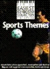 Easiest Keyboard Collection Sports themes keyboard music book