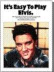 It`s Easy to Play Elvis - easy piano music book